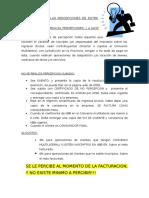 Normativa Para Las Precepciones de Entre Rios