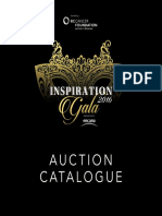 2016 Inspiration Gala Auction Catalogue
