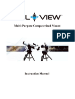 AllView Mount InstructionManual 2014 0715