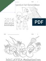 Gambar Pertandingan Mewarna