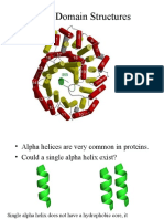 Alpha Domain structures
