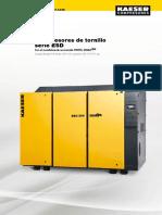Especificaciones Del ESD 300