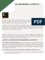 INDICADORES DE DESEMPEÑO LOGÍSTICO.docx