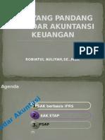 Selayang Pandang Standar Akuntansi Keuangan 30-9-2016
