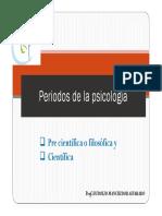 ESCUELAS PSICOLOGICAS