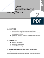 U2-Processo de Software-Paradigmas de Software-Extreme Programming
