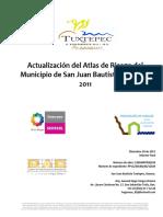 ATLAS DE RIESGO TUXTEPEC
