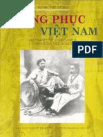 Trang Phục Việt Nam - Đoàn Thị Tình