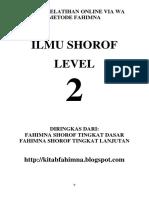 Modul Shorof Level 2