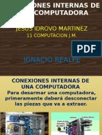conexionesinternasdeunacomputadoraenpresentationes-120915185355-phpapp01