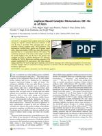 Chemical Sensors Paper