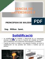 UNI7_principios de Solidificación