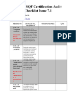 4. Check List Sqf Módulo 11 v7.1. Instalaciones