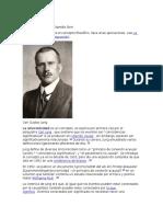 Carl Jung Efecto Sincronicidad