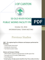 Final 50 Old River Road Proposal 2016