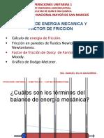 001 - Clase - Factor de Fricción en Tuberías.ppt
