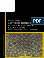 Daniele Iozzia, Aesthetic Themes in Pagan and Christian Neoplatonism_ From Plotinus to Gregory of Nyssa