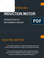 presentationoninductionmotor-140209142757-phpapp01