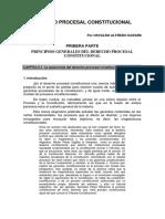 Derecho Procesal Constitucional Amparo