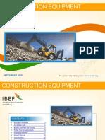Construction Equipment September 2016