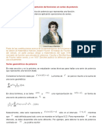 Sec 9.9, Representacion de Funciones en Series de Potencia