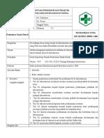 8.1.8.f Sop Orientasi Prosedur Dan Praktik Keselamatankeamanan Kerja