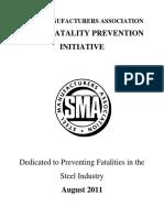 Crane Fatality Prevention Document August 20111