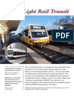 Light Rail Bro
