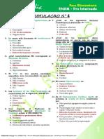 4to Simulacro - Fase Eliminatoria Villamedic