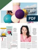 Vanidades Chile Magazine ARTICLE