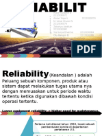 Reliability PPT