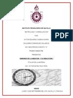 Errores en La Medicion y Su Reduccion Completo ( ensayo)