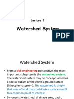 2 Watershed System