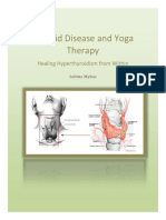 Yoga and Hyperthyroidism