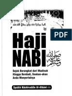 Petunjuk Ibadah Haji Teladan Salaf_Syeikh Al Albany