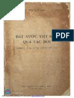 Đất Nước Việt Nam Qua Các Đời - Đào Duy Anh