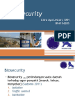 Biosecurity Citra