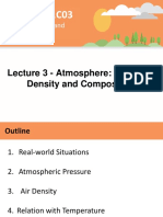 Lecture 3 - Atmosphere - A2L