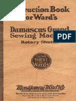Damascus Grand - Manual