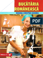 Bucataria Romaneasca de Maria Cristea Soimu