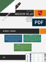 MEDIDOR de PH Presentacion