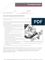 Tts Load Unload Equipment Safety 2014