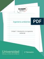 Unidad1.Introduccionalaingenieriaambiental