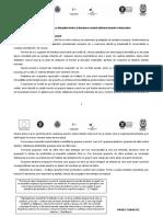 Proiect Didactic Pentru Disciplina Limba Și Literatura Română Utilizând Metode Colaborative