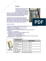 M100756 Fanuc SRAM Cards