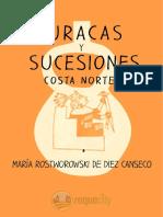 Curacas y Sucesiones Costa Norte - Maria Rostworowski