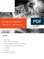DevOps for Database