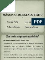 Presentacion2 Maquinasdeestadofinito 101028154120 Phpapp01