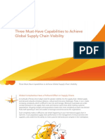Amber Road Supply Chain Visibility Must-Haves eBook