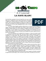 Lovecraft, H.P. - La Nave Blanca